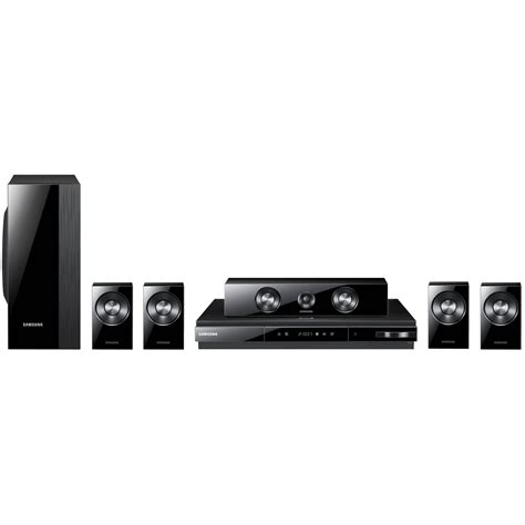 Home Theater Samsung samsung ht d5300 5 1 channel home theater system