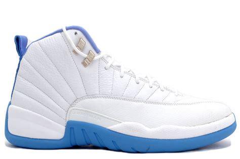 air 12 white baby blue air 12 melo white blue 2004 sneaker