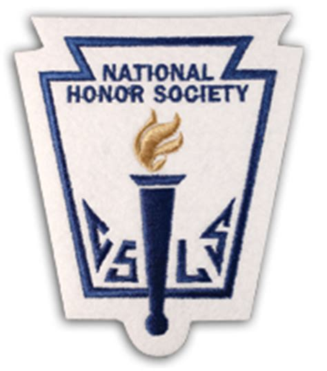 College Varsity Letter Requirements Nhs Patch