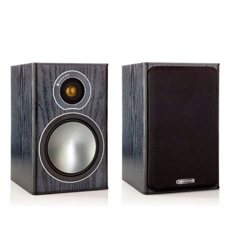 monitor audio bronze 1 bookshelf speakers vickers hifi
