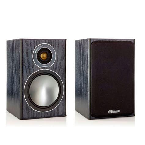 monitor audio bronze 1 bookshelf speakers vickers hifi