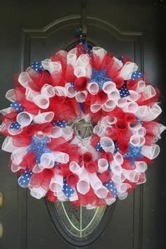 deco mesh christmas wreath slim screen door or wall red