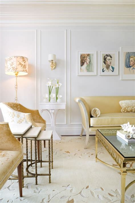 decorating a white living room