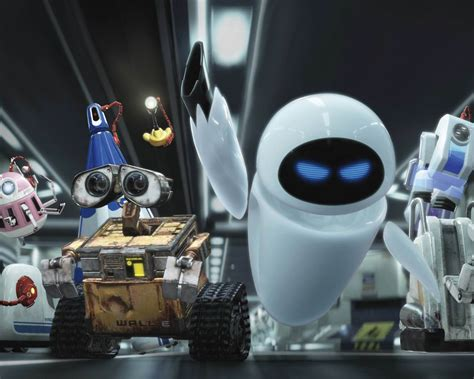 film robot new film wall e kneel before your new robot overlord