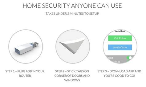 korner the advanced home security system anyone can afford