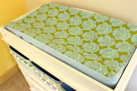 Changing Table Pad Cover Pattern Changing Table Pad Cover Pattern Changing Pad Cover Tutorial Now Feathers And Fingerprints