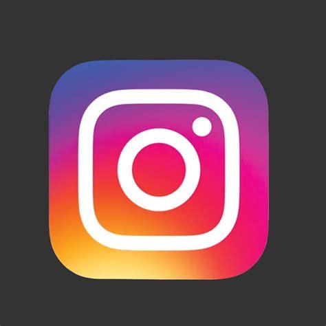 instagram logo  png transparent background