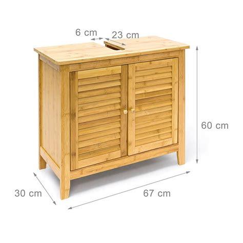 Badezimmer Unterschrank Lamellen by Die Besten 17 Ideen Zu Waschtischunterschrank Holz Auf