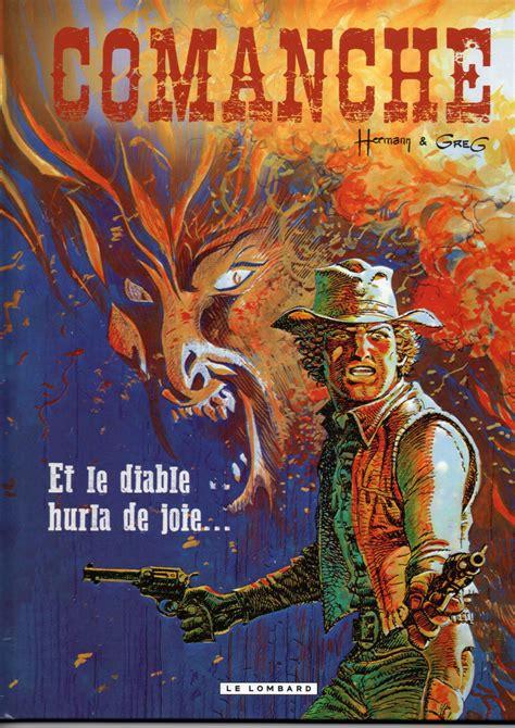 Comanche 9 Et Le Diable Hurla De Joie Bdphile