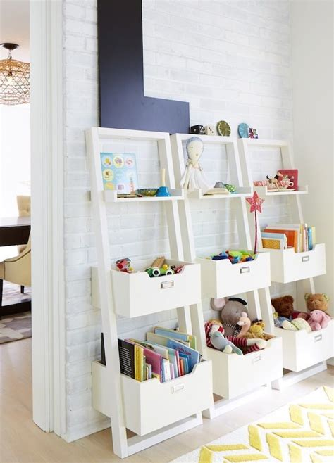 playroom storage shelves speelgoed opbergers opruimcoach toys book