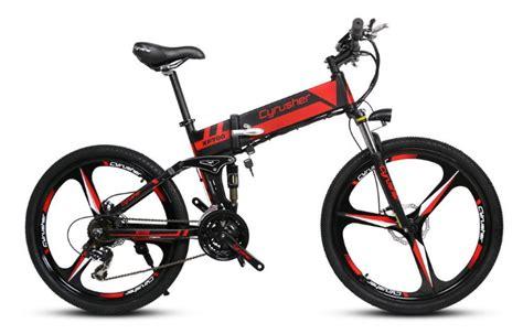 E Bike Videos by Cyrusher Xf700 Video Della E Bike Pieghevole Ehoverboard