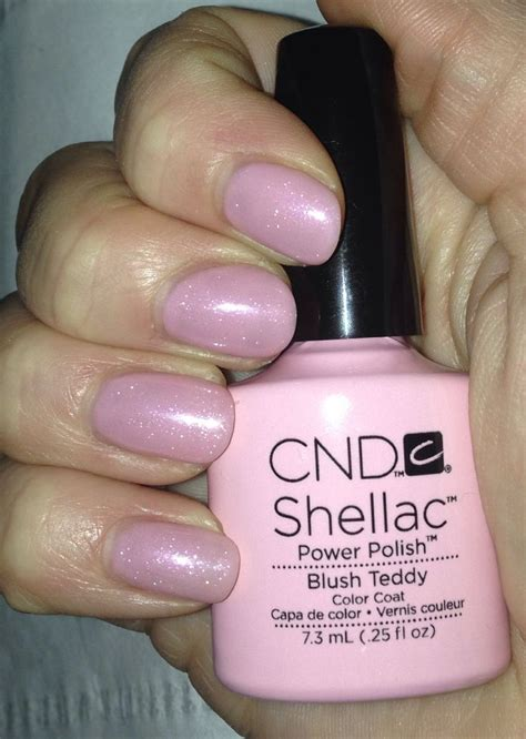 most popular colors cdc nail shellac blush teddy shellac with grapefruit sparkle shellac hair