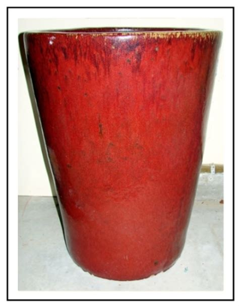 glazed ceramic pots house of many hues