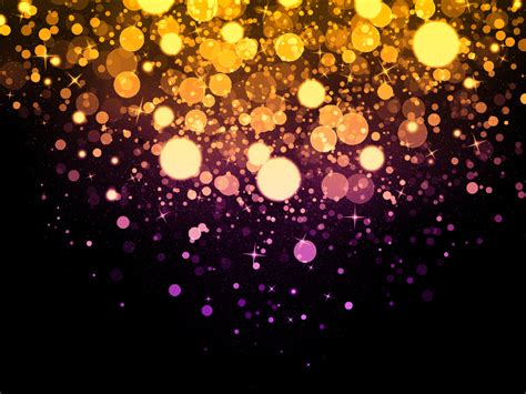 wallpaper glitter effect magic light background with glitter sparkle effects
