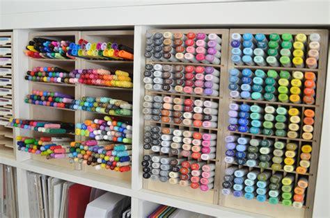 Ikea Craft Paper - paper craft storage in ikea shelving st n storage