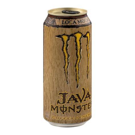 energy drink or coffee java loca moca coffee energy drink hy vee aisles