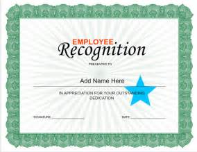Employee Recognition Certificate Template by Employee Certificates Use Iclicknprint Certificate Templates