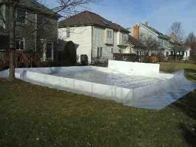 easy backyard rink 17 best images about rink on we home and sweet