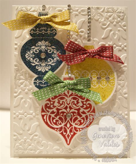 cards ornaments stin up ornament keepsakes card cards