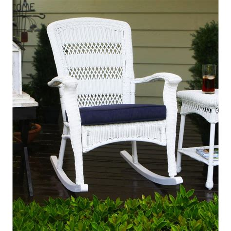 white outdoor rocking chair tortuga outdoor portside plantation outdoor rocking chair