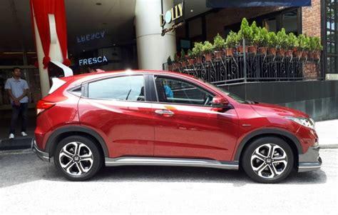 Karpet Lantai Honda Jazz honda hr v mugen edisi terhad 1 020 unit sahaja rm118