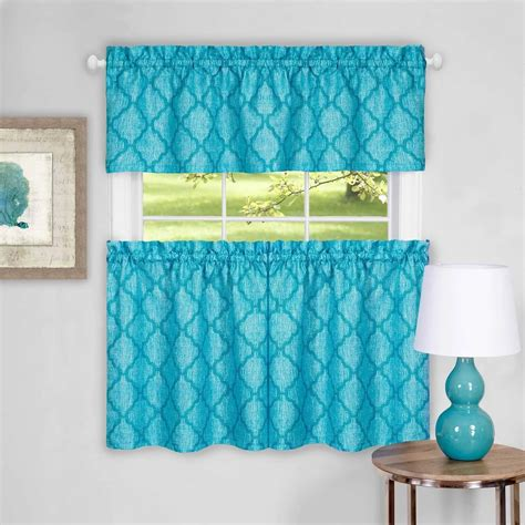 teal kitchen curtains accessories at 2018 and stunning