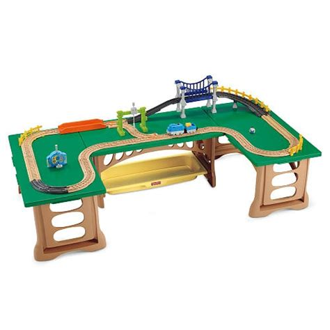 toys r us fisher price table fisher price geotrax table and rc set fisher price