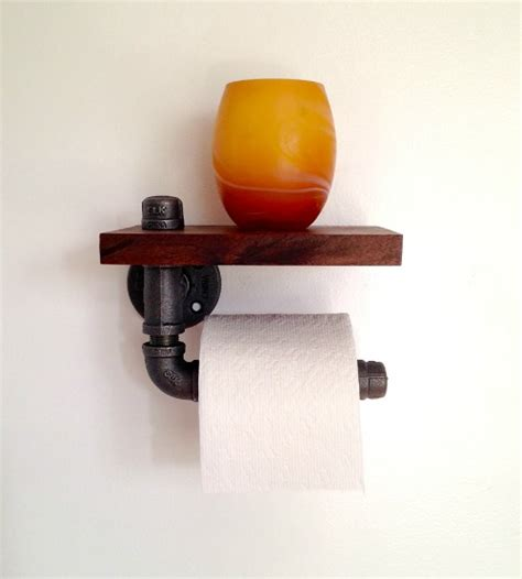 Toilet Paper Holder Crafts - 40 beautiful and eco friendly reclaimed wood projects that