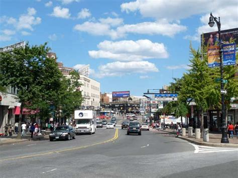 fordham section of the bronx 58 fordham road forgotten new york