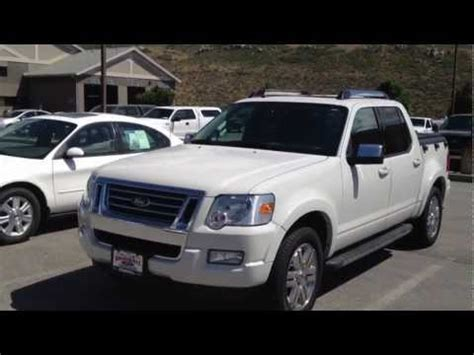 2010 ford explorer sport trac limited for sale cargurus autos post 2010 ford explorer sport trac limited short tour start up interior and exterior review youtube