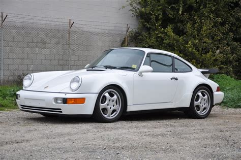 porsche 964 white porsche 964 turbo white pixshark com images