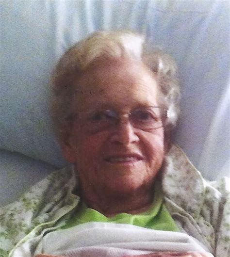 obituary of elsie leonard welcome to vankirk grisell