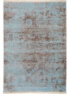 area rug esszimmer vintage teppich rosa braun silber orientteppich