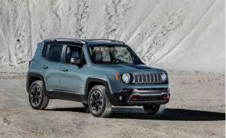Renagade Jeep 2015 Jeep Renegade Is The New Baby Jeep 2014 Geneva Motor