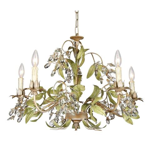 Nature Chandelier Filament Design Xavier 5 Light Nature Chandelier Cli Bifal78 A6 The Home Depot