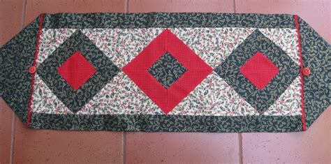 10 Minute Table Runner Quilting by Vicki S Fabric Creations 10 Minute Table Runner Meets