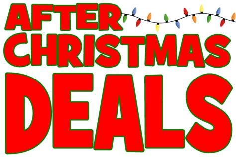 after christmas sale at lowes after deals now freebie depot
