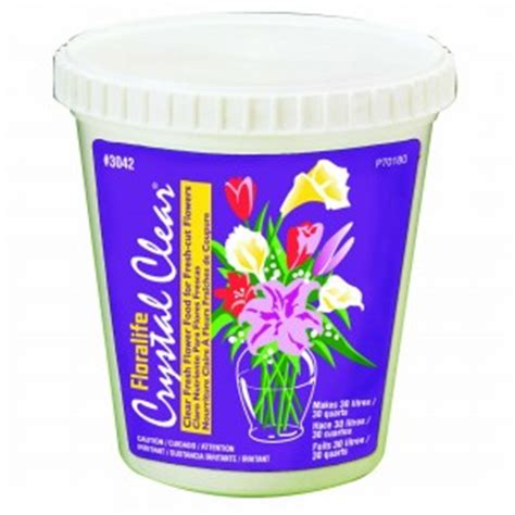 cut flower preservative tip of the day mixing floral preservative with water