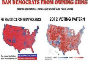 self explanatory map of crime rate in the us