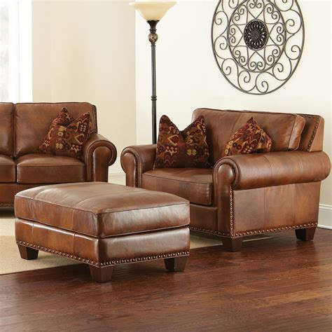 steve silver silverado sofa steve silver silverado chair and a half with ottoman and