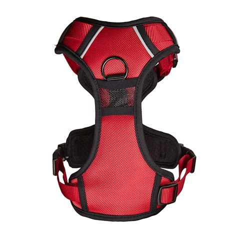 most comfortable harness for dogs bunty soft padded comfortable fabric dog puppy pet