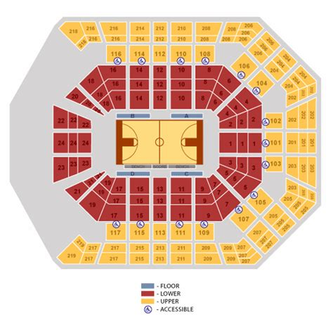 Mgm Grand Garden Arena Seating Chart by Mgm Grand Garden Arena Basketball Seating Chart Mgm Grand