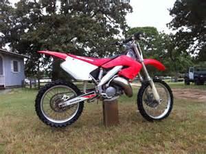 Honda 2 Stroke Dirt Bike Honda 125 2 Stroke Dirt Bike Photo Gallery 5 8
