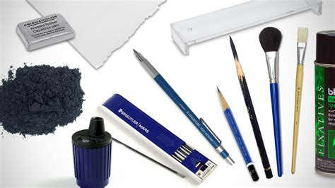 Drawing Kit by Drawing Supplies I Use For Longer Drawings Proko