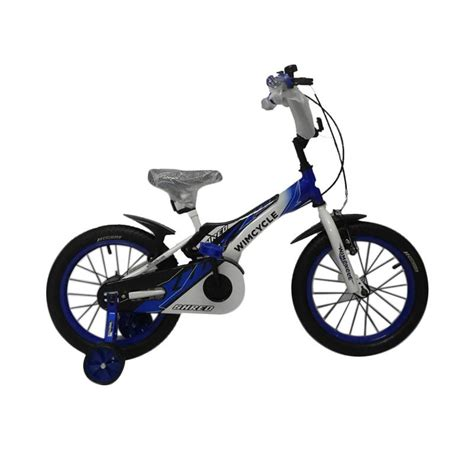 Sepeda Anak Bmx Wim Cycle 12 Regae jual wim cycle shred bmx sepeda anak 12 inch harga kualitas terjamin blibli