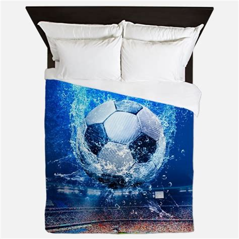 Soccer Quilt Cover by Soccer Bedding Soccer Duvet Covers Pillow Cases More