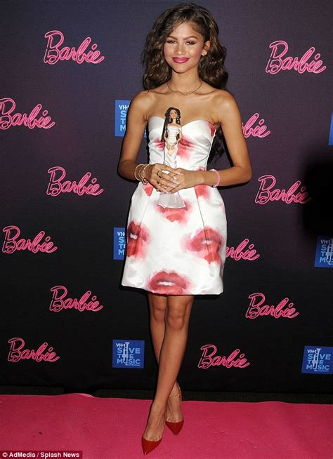 Dress Is In Now What by Zendaya Coleman Launches Own Doll With