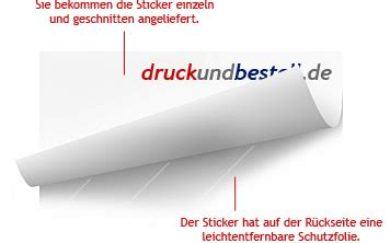 Sticker Drucken Ab 1 St Ck by Papieraufkleber Drucken Lassen Druckundbestell De