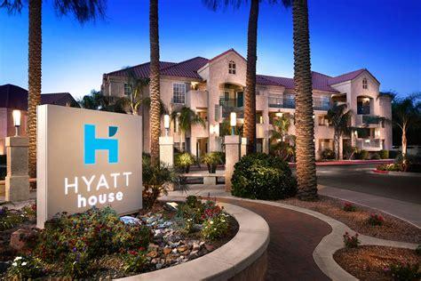 hyatt house scottsdale hyatt house scottsdale old town in scottsdale hotel rates reviews in orbitz