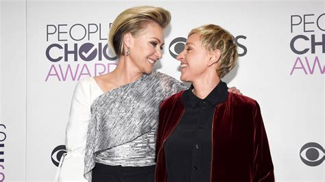 on and portia degeneres shares sweet message for portia de